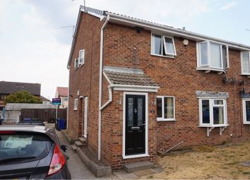 Thumbnail 2 bed flat to rent in Kingsway Close, Doncaster