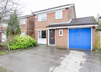 Thumbnail 3 bedroom detached house for sale in Brindley Close, Bolton, Greater Manchester