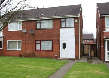 Thumbnail 4 bed semi-detached house for sale in Finch Avenue, Farnworth