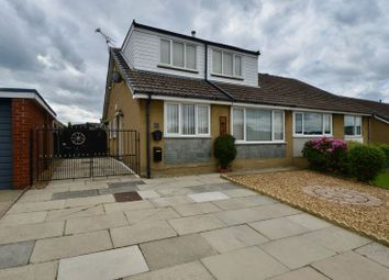 Thumbnail 4 bed semi-detached bungalow for sale in Fordside Avenue, Clayton Le Moors, Accrington