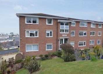 Thumbnail 2 bed flat for sale in Lyme View Road, Torquay
