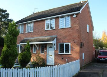Thumbnail 3 bed semi-detached house to rent in Tally Ho, Highwoods, Colchester
