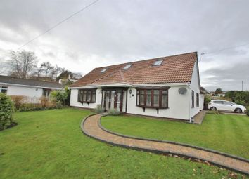 Thumbnail 4 bedroom detached bungalow for sale in Rhodesway, Heswall, Wirral