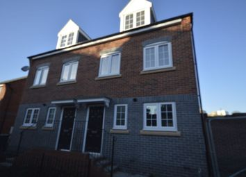 Thumbnail 4 bed semi-detached house for sale in The Yew Commercial Road, Hanley, Stoke-On-Trent