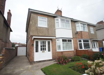 Thumbnail 3 bed semi-detached house to rent in Masefield Avenue, Normanton, Derby