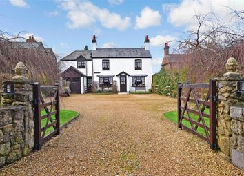 Thumbnail 5 bed detached house for sale in Marks Corner, Newport, Isle Of Wight