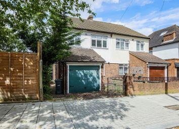 Thumbnail 3 bedroom terraced house for sale in Deerhurst Road, London