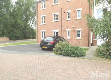 Thumbnail 2 bed flat for sale in Lakeside Mews, Fieldside, Thorne, Doncaster