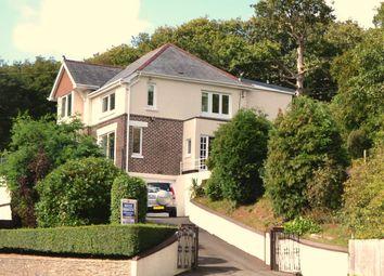 Thumbnail 4 bed detached house for sale in Llangrannog, Llandysul