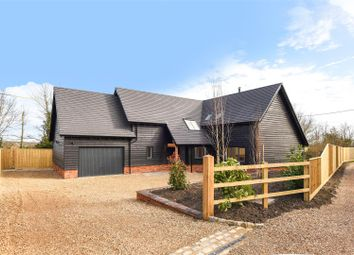 Thumbnail 4 bedroom detached house for sale in Reading Road, Harwell, Didcot