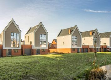 "4 bed detached house for sale in ""Leighfield"" at ""Leighfield"" At Gimson Crescent, Tadpole Garden Village, Swindon SN25"