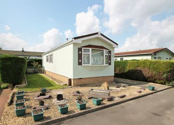 Thumbnail 1 bed detached bungalow for sale in Wildwood Park, Cirencester, Gloucestershire.