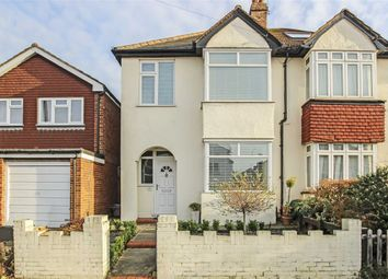 Thumbnail 3 bedroom semi-detached house for sale in Chesham Road, Norbiton, Kingston Upon Thames