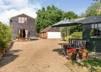 Thumbnail 2 bed barn conversion for sale in Sandy Cross Lane, Sandy Cross, Heathfield, East Sussex