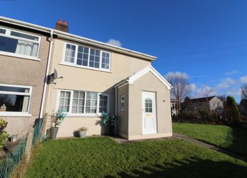 Thumbnail 2 bed semi-detached house for sale in Highmead, Pontllanfraith, Blackwood