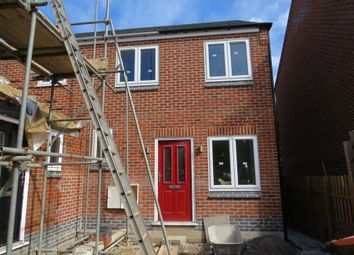 Thumbnail 3 bedroom semi-detached house for sale in Church Street, Earl Shilton, Leicester