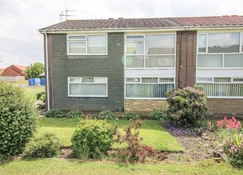 Thumbnail 2 bed flat to rent in Gresham Close, Southfield Green, Cramlington