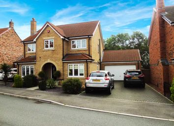 Thumbnail 4 bedroom detached house for sale in Crossways Court, Thornley, Durham