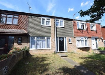 Thumbnail 3 bed terraced house for sale in Clavering, Basildon, Essex