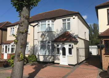 Thumbnail 3 bed semi-detached house for sale in Hillcrest Road, Hornchurch