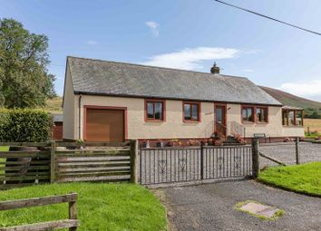 Thumbnail 3 bedroom detached bungalow for sale in Catscleuch, Dreva Road, Broughton, Scottish Borders