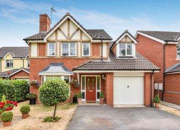 Thumbnail 3 bed detached house for sale in Harrow Way, Wokingham