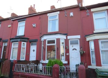 2 bed terraced house for sale in Elmswood Road, Tranmere, Birkenhead CH42