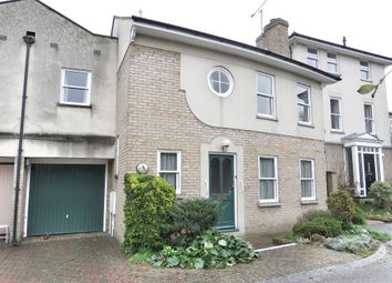 Parsons Yard, South Street, Manningtree CO11. 3 bed semi-detached house for sale