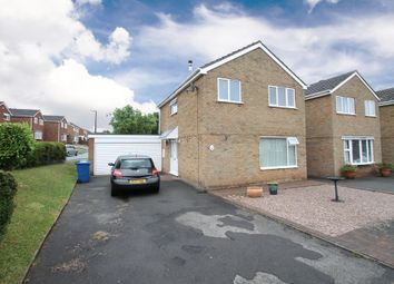 Thumbnail 3 bed detached house for sale in Jason Close, Bolehall, Tamworth