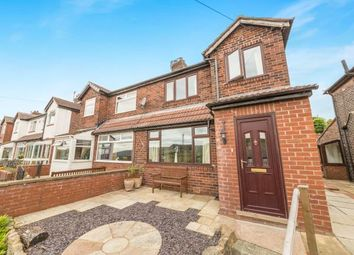 Thumbnail 3 bed semi-detached house for sale in Stockport Road, Mossley, Ashton-Under-Lyne, Greater Manchester