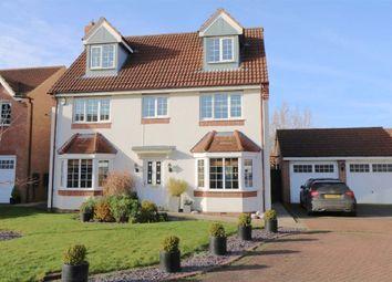 Thumbnail 5 bedroom property for sale in Brock Close, Epworth, Doncaster
