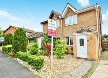 Thumbnail 2 bedroom semi-detached house for sale in Haven Chase, Cookridge, Leeds