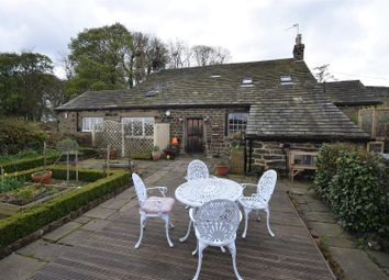 Thumbnail 2 bed cottage for sale in Gertie's Cottage, 2 Royds Hall Cottages, Royds Hall Lane, Low Moor