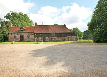 Thumbnail 6 bed detached house for sale in Old Surrey Hall, East Grinstead, West Sussex