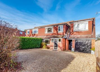 Thumbnail 4 bed semi-detached house for sale in Nine Mile Ride, Wokingham