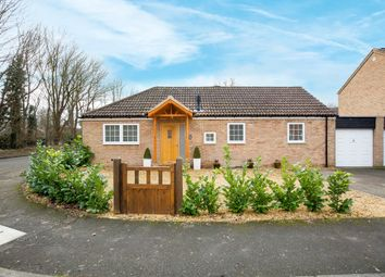 Thumbnail 3 bedroom detached bungalow for sale in St. Marys Walk, Fowlmere, Royston