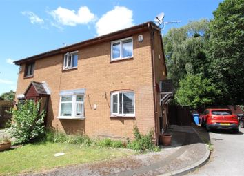 Thumbnail 1 bed property for sale in Stainton Close, Halewood, Liverpool