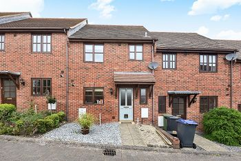 Thumbnail 2 bed terraced house for sale in Ridgeway Court, The Ridgeway, Warminster