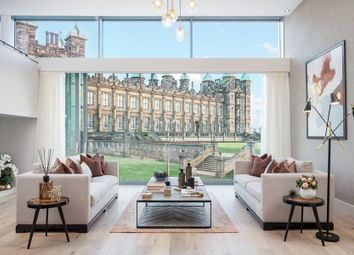 "Thumbnail 2 bed flat for sale in ""3 22 The Crescent"" at West Coates, Edinburgh"