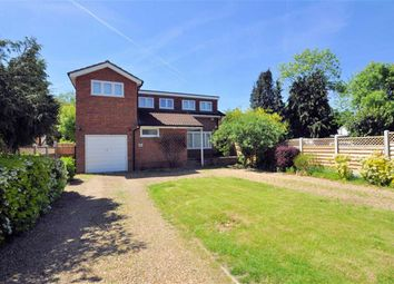 Thumbnail 5 bed detached house to rent in Bell Weir Close, Wraysbury, Berkshire