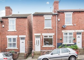 Thumbnail 2 bedroom terraced house for sale in Albion Road, Rotherham
