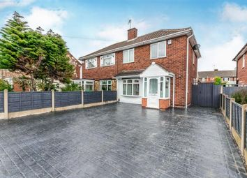 Thumbnail 2 bed semi-detached house for sale in Coronation Road, Wednesbury, West Midlands