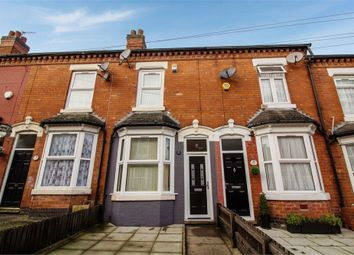Thumbnail 3 bed terraced house for sale in Chesterton Road, Birmingham, West Midlands