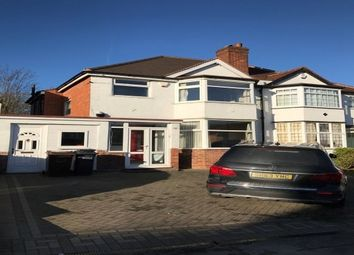 Thumbnail 3 bed property to rent in Arundel Crescent, Solihull