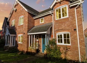 Thumbnail 2 bed terraced house for sale in Hawkstone Close, Shrewsbury