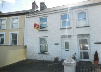Thumbnail 3 bed semi-detached house for sale in Wern Heulog, Cwmann, Lampeter, Carmarthenshire