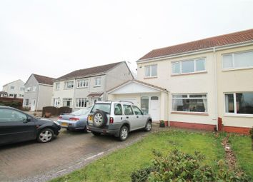 Thumbnail 3 bed semi-detached house for sale in Parkwood Gardens, Broxburn