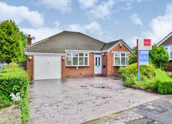 Thumbnail 3 bed bungalow for sale in Cromdale Avenue, Hazel Grove, Stockport, Chehsire