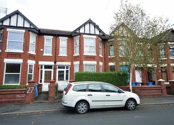 Thumbnail 3 bedroom terraced house for sale in Milverton Road, Manchester