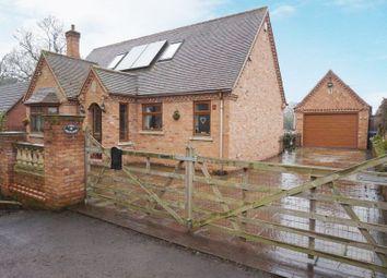 Thumbnail 3 bedroom detached house for sale in Woodlands Lane, Blythe Bridge, Stoke-On-Trent